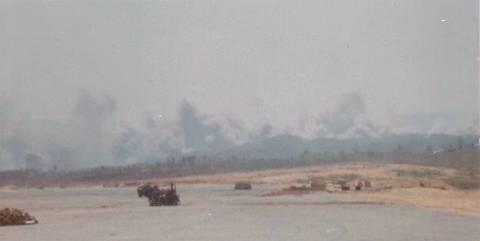 1969B-52BombingAttackAtDaktoDuringTet69
