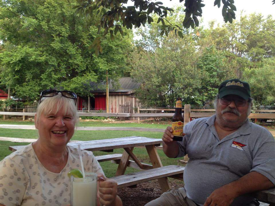 At the Gristmill