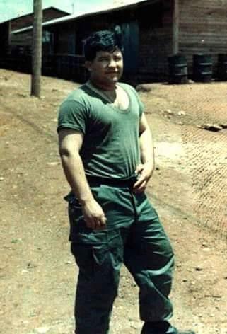 Camp Enari, Vietnam 1968
