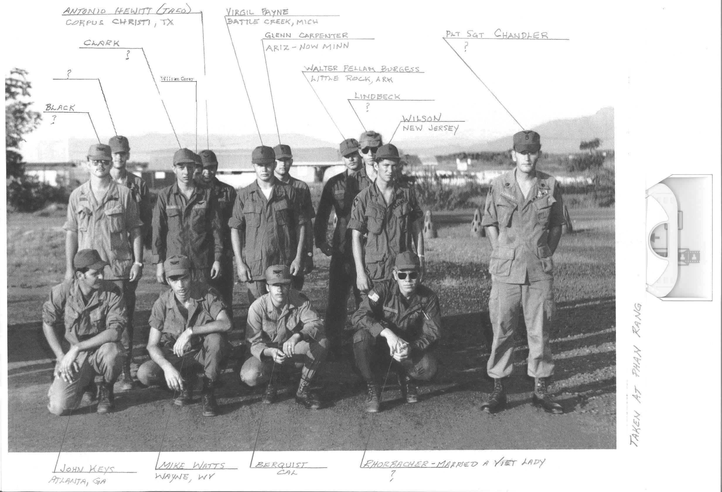 Gunners-Crew-Chiefs-Phan-Rang-1971-by-Mike-Watts
