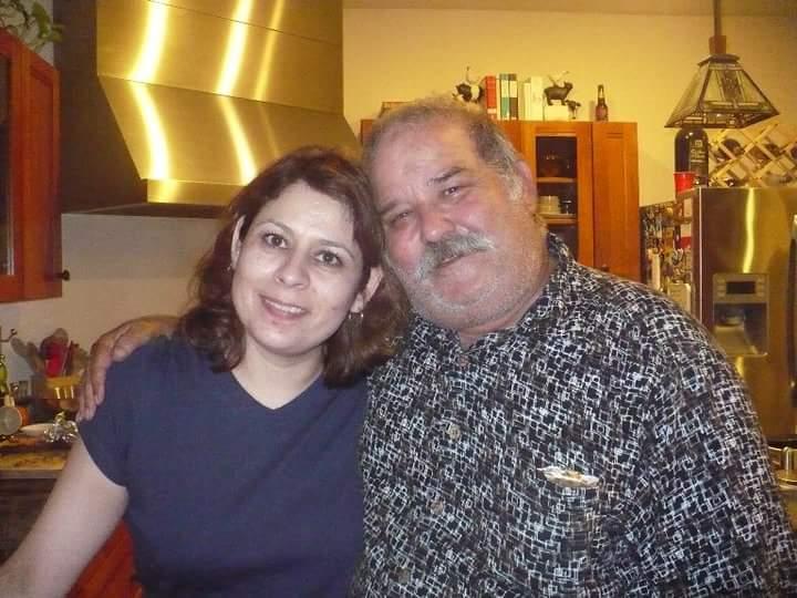 Jose Luis & Cindy 4th of July 2010