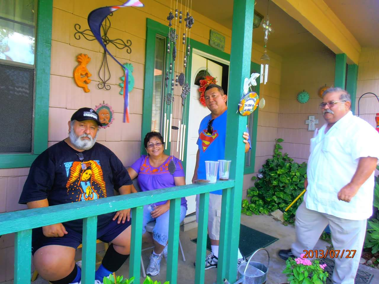 Jose and Siblings in Round Rock, Tx