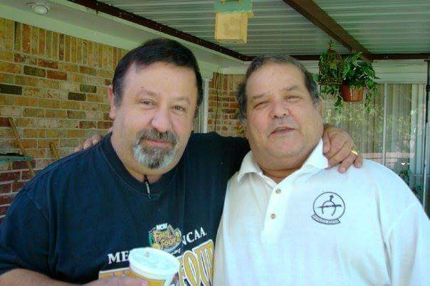 Jose and brother Jorge