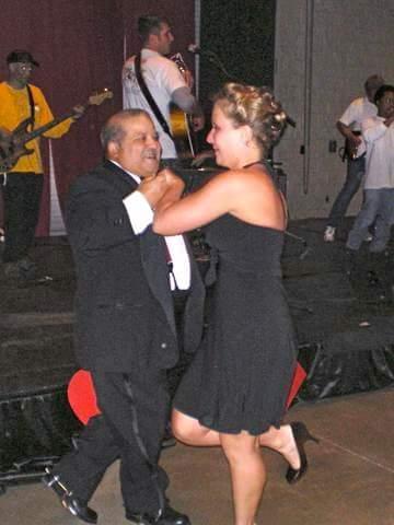 Jose on the dance floor- 2007