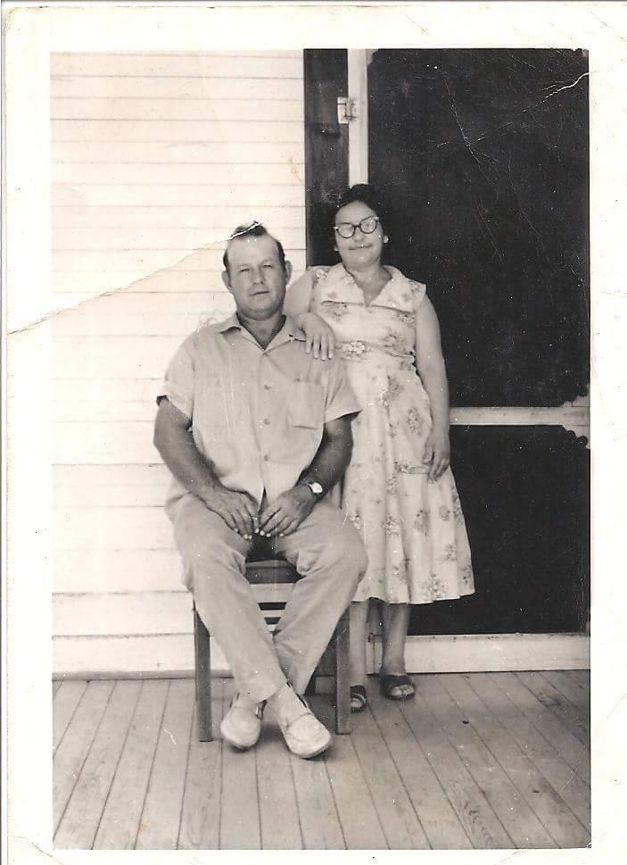 Jose's Parents-Sara and Eloy Martinez