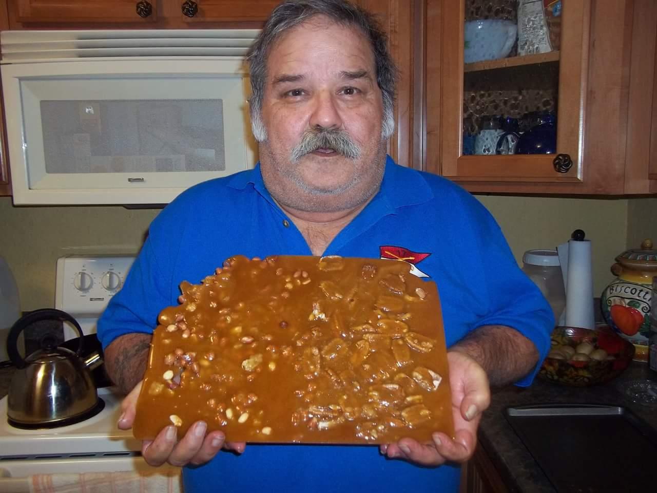 Peanut Pecan Britle anyone
