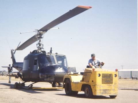 UH-1CBeingTowed