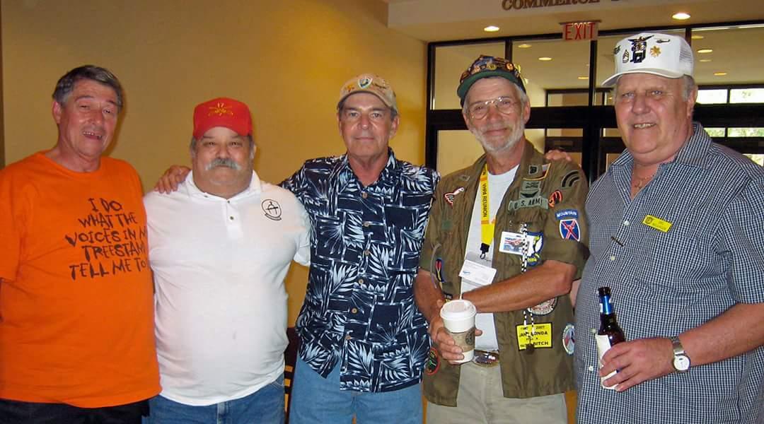 VHPA Reunion-San Antonio, TX 2008